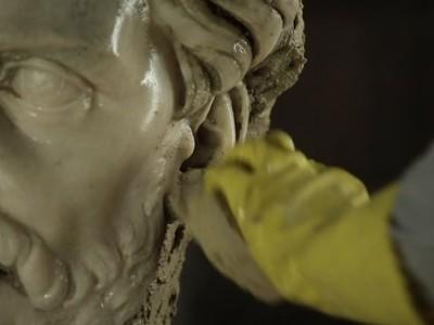 Duomo di Milano - Restauro della controfacciata